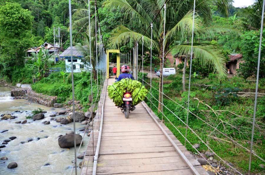 Jembatan Umbul Kunci, Bandar Lampung