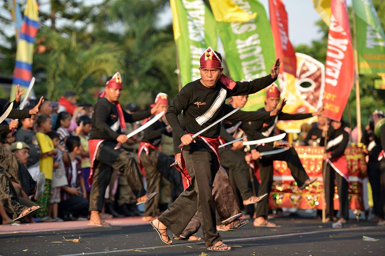 Khakot Tanggamus - Festival Krakatau 2015