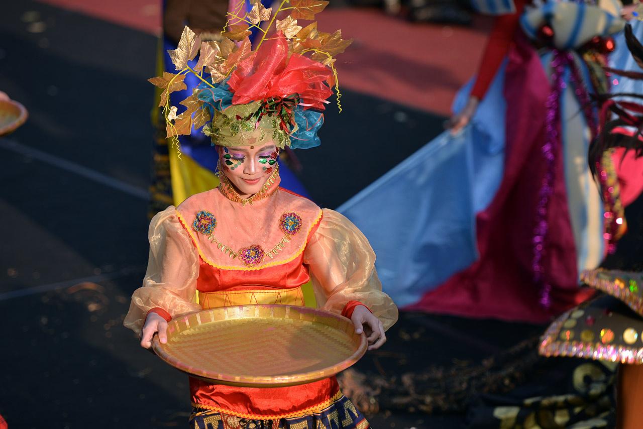 Pawai Budaya - Festival Krakatau 2015 - 8