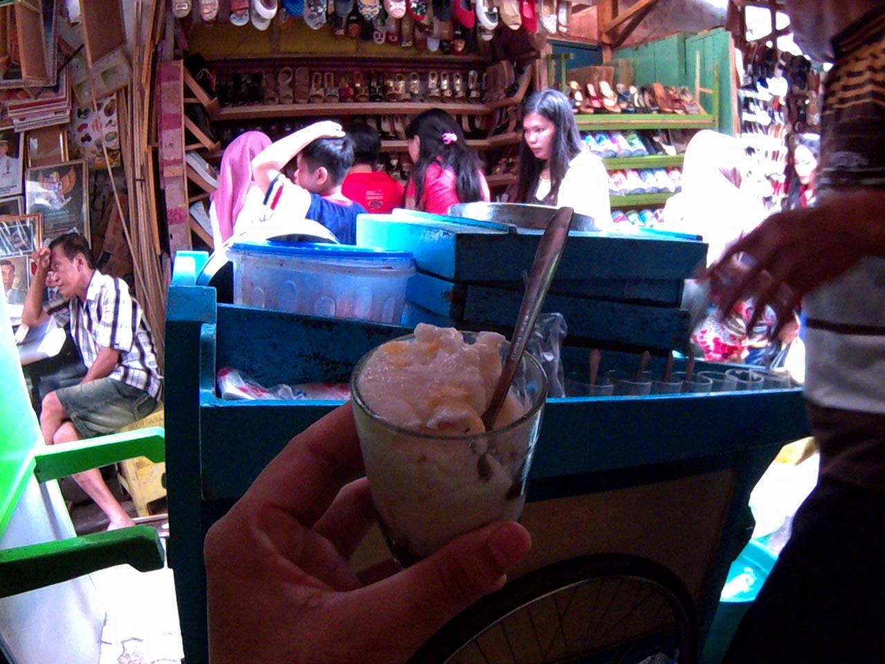 es kacang lorong king - kota Bandar Lampung