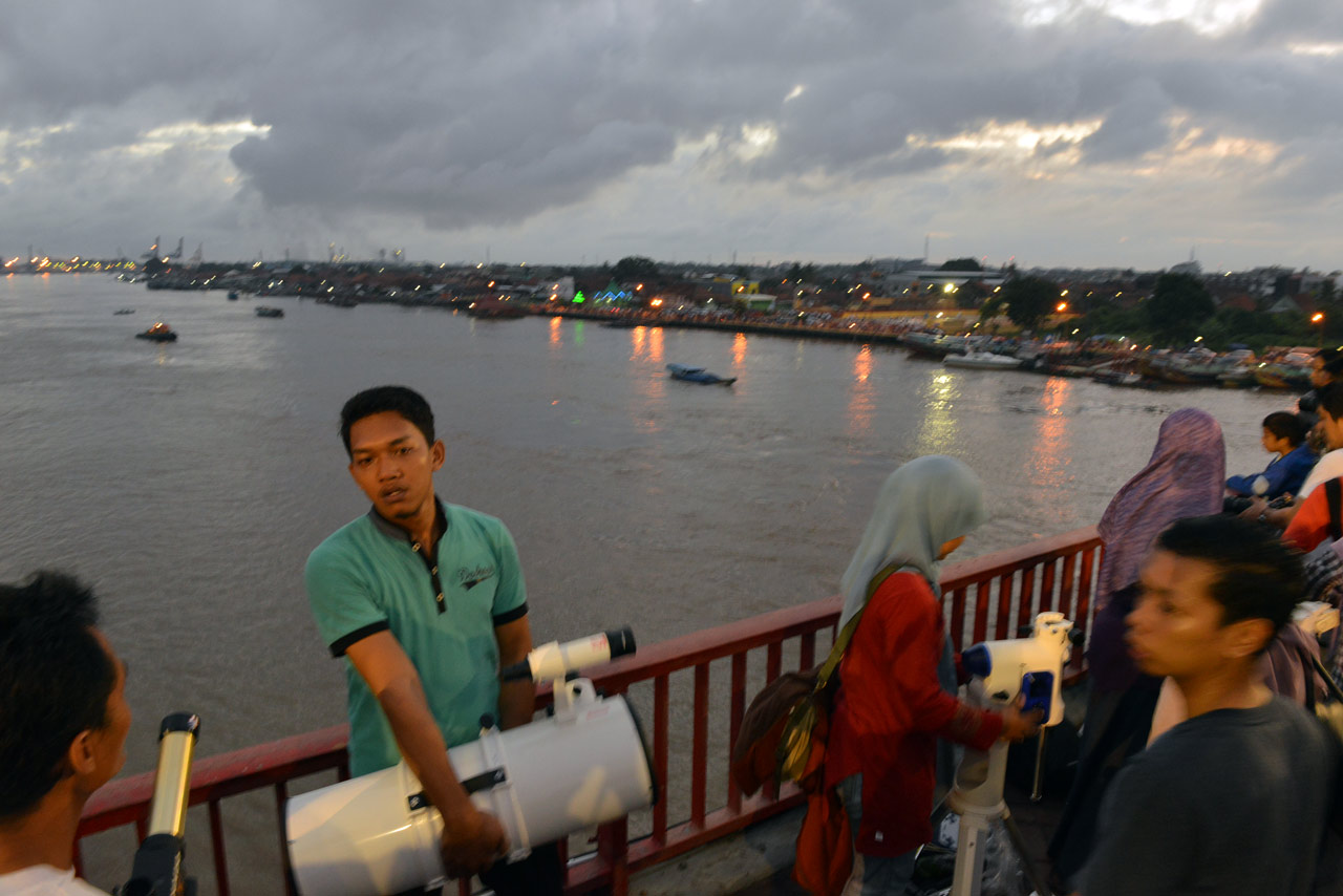 Festival Gerhana Matahari Total - Jembatan Ampera - Yopie Pangkey - 18