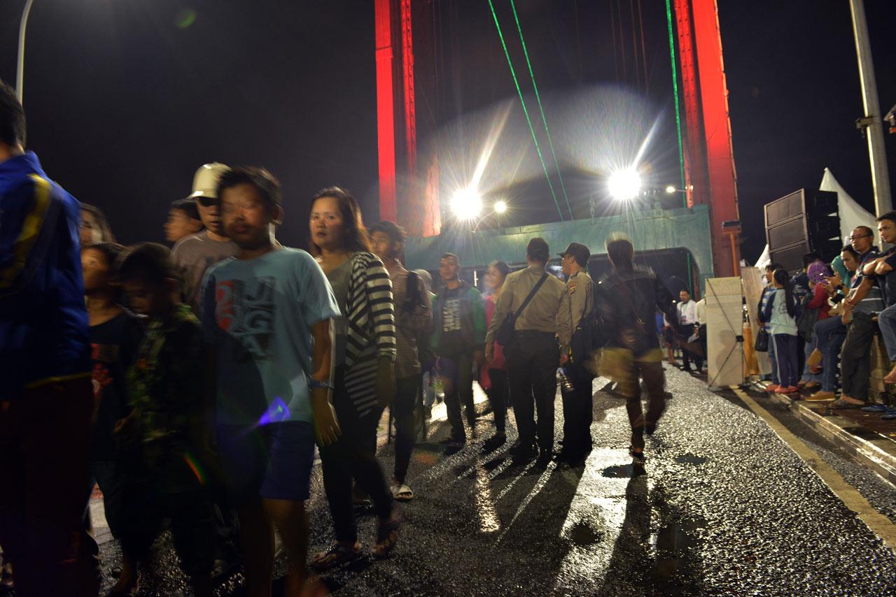 Festival Gerhana Matahari Total - Jembatan Ampera - Yopie Pangkey - 3