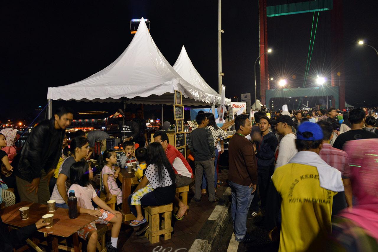 Festival Gerhana Matahari Total - Jembatan Ampera - Yopie Pangkey - 6