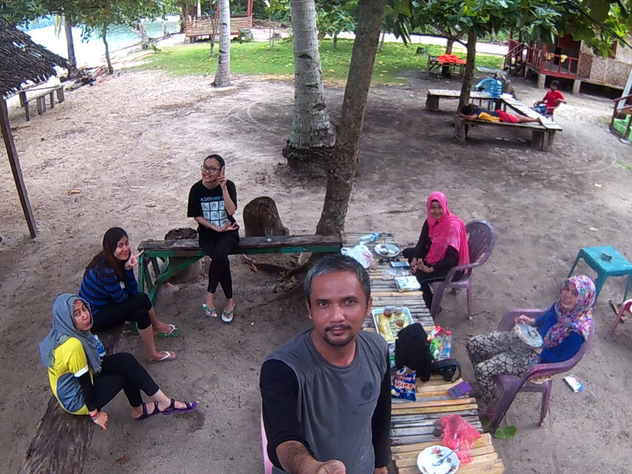 Teluk Kiluan - Tempat Wisata di Lampung - Yopie Pangkey - 3