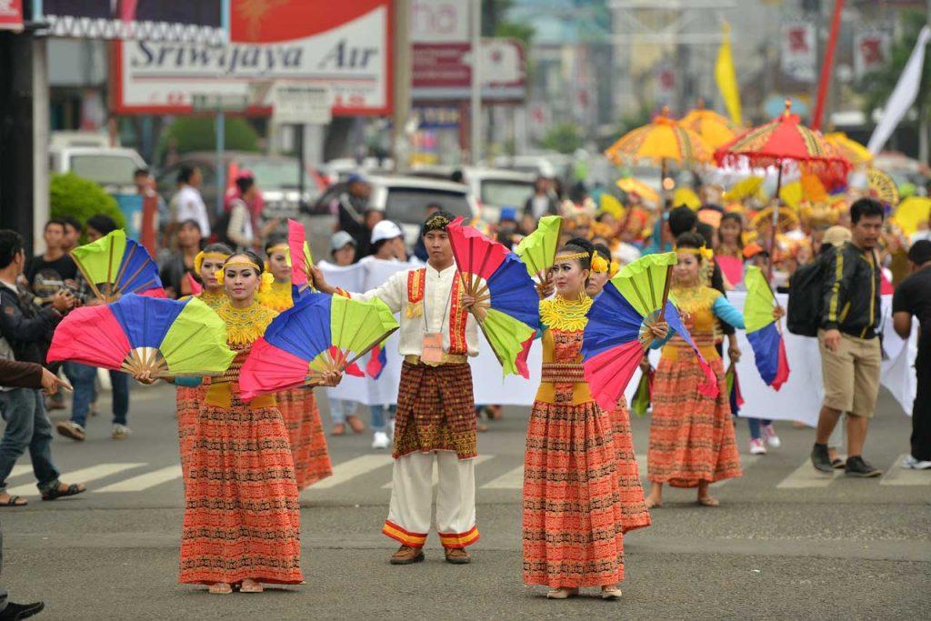 Hari Tari Sedunia - Lampung - Yopie Pangkey - 1