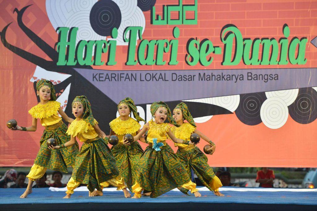 Hari Tari Sedunia - Lampung - Yopie Pangkey - 12