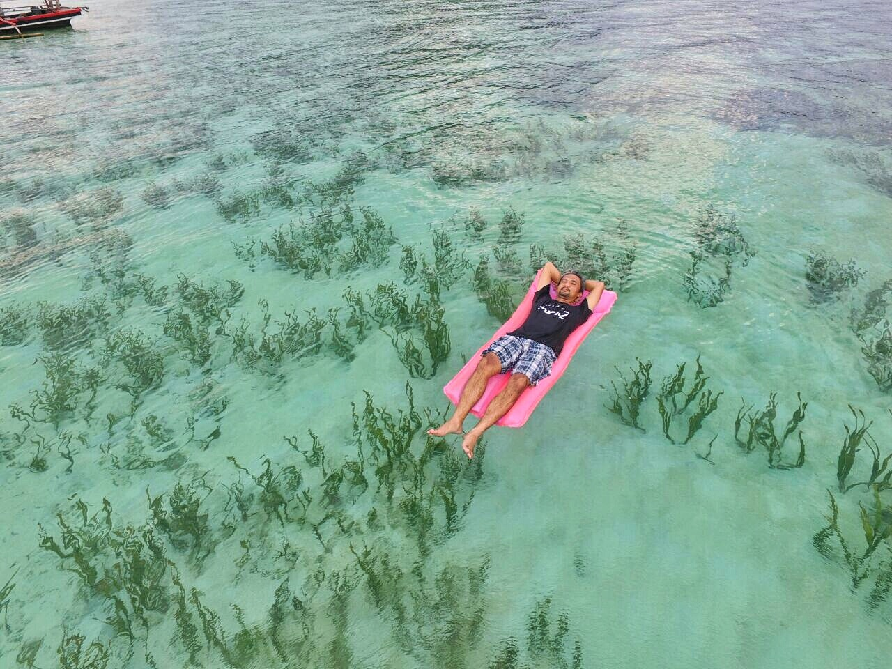 Pulau Pahawang Kecil