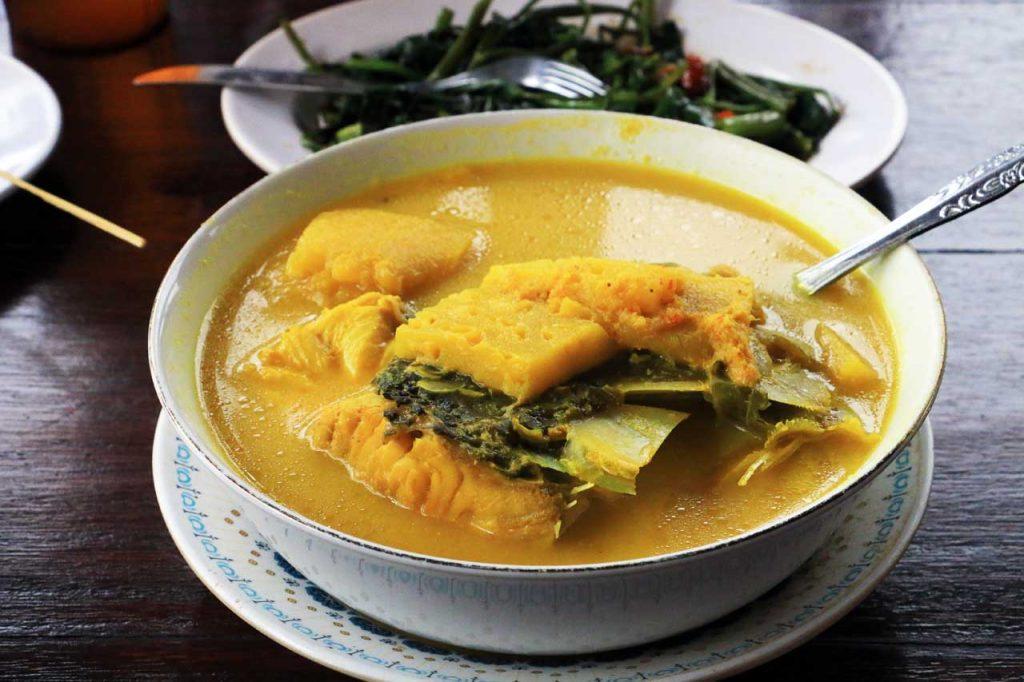 Wisata Kuliner Belitung - Gangan - RM Fega - travelerien - 2