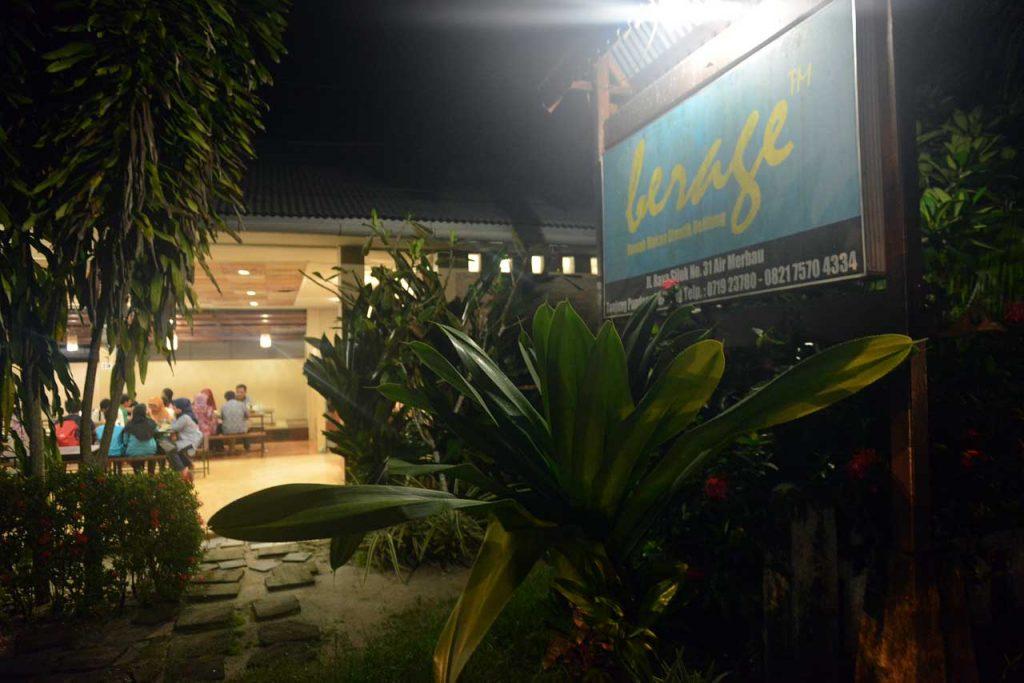 Wisata Kuliner Belitung - RM Berage - Yopie Pangkey - 1