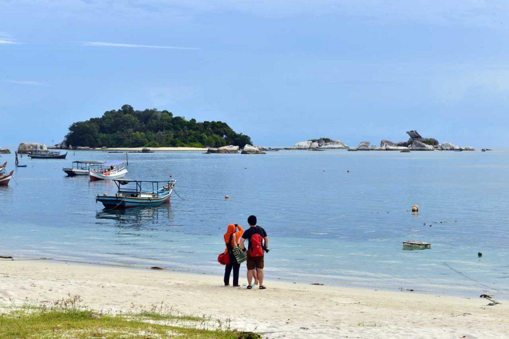 wisata belitung - pulau lengkuas - yopie pangkey - 4
