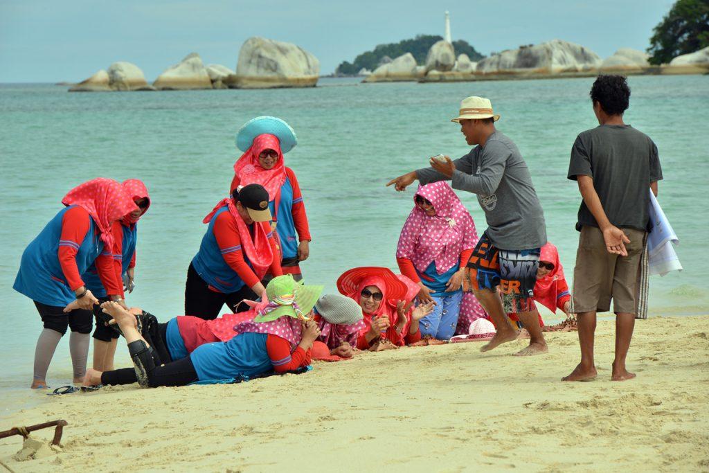 wisata belitung - pulau lengkuas - yopie pangkey - 9
