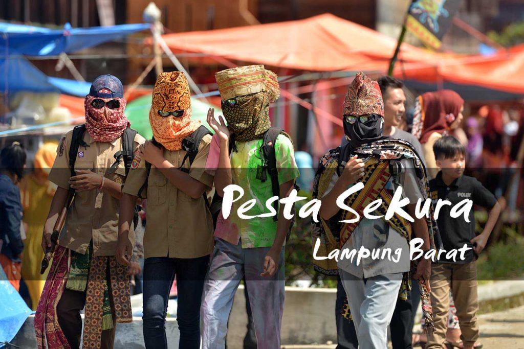Pesta Sekura - Yopie Pangkey