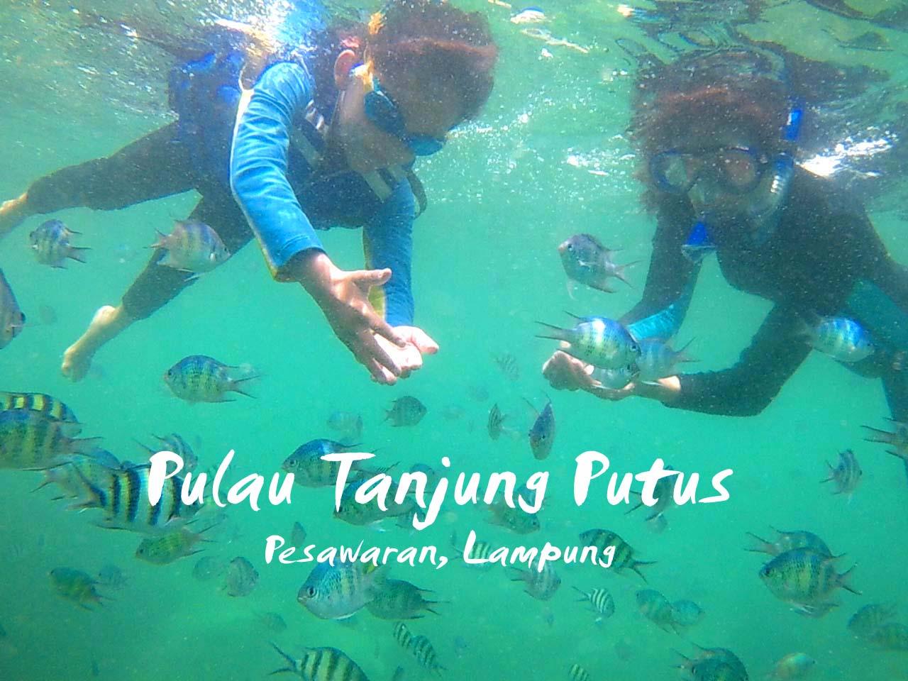 Pulau Tanjung Putus - Yopie Pangkey @