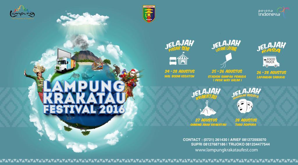 Lampung Krakatau Festival 2016