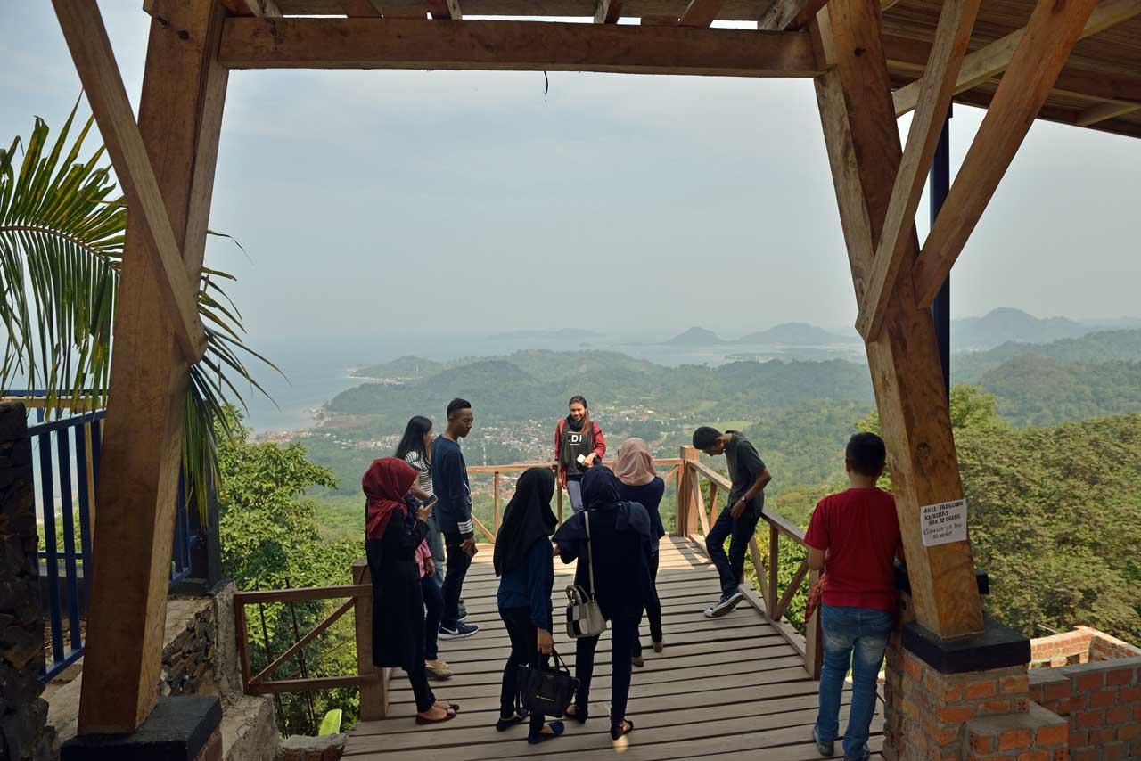 Munca Teropong Laut – Munca Lampung – Muncak Tirtayasa – Yopie Pangkey – 2