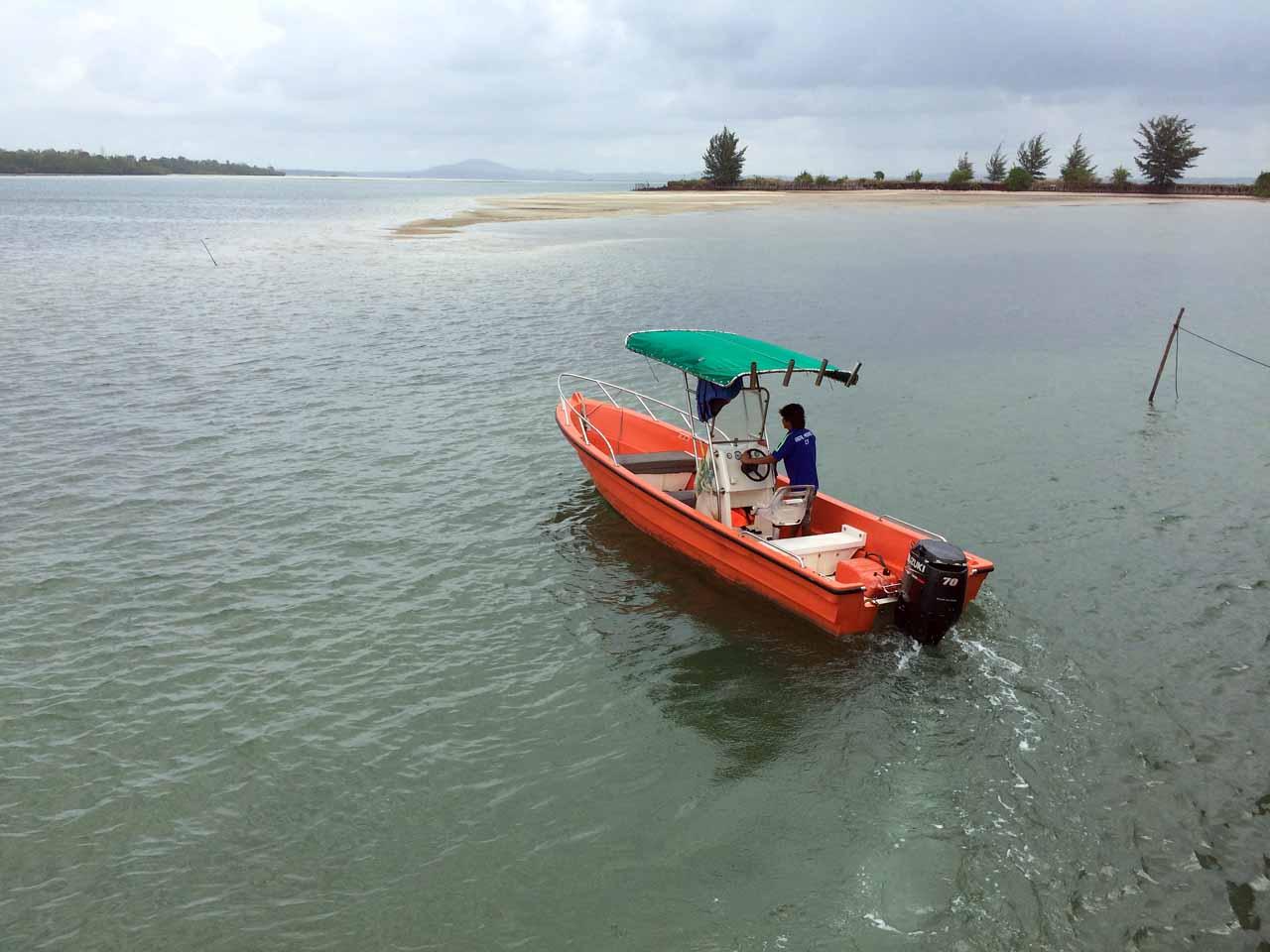 Pulau Leebong - Belitung Tour - Yopie Pangkey - 18