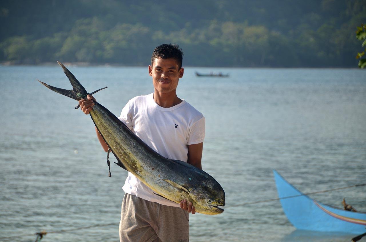 Yopie Pangkey - Ikan Lemadang