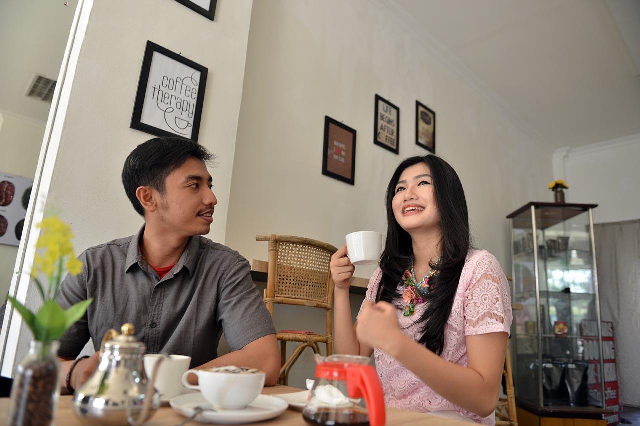 Dr Coffee - Tempat nongkrong di Bandar Lampung - Yopie Pangkey