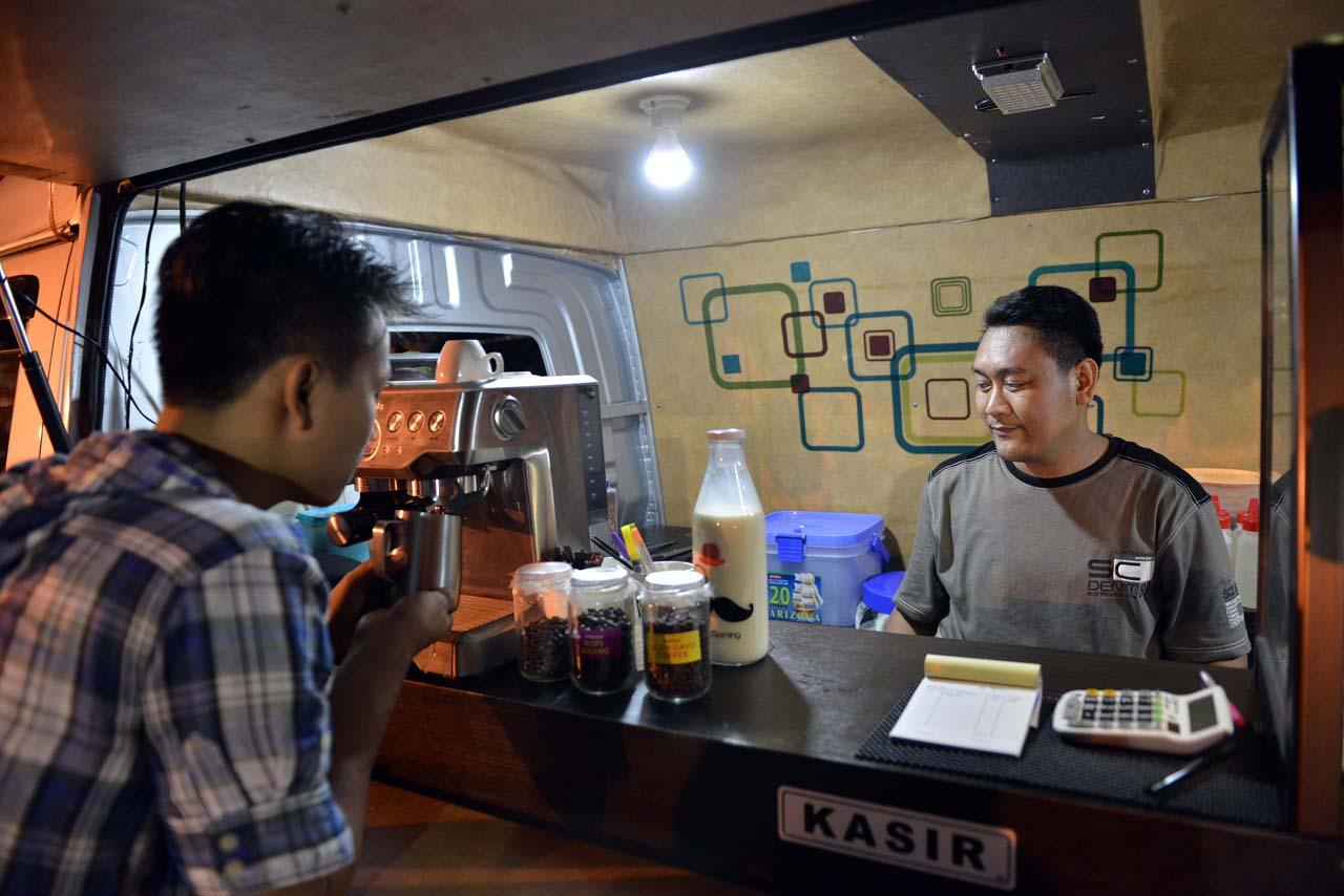 N8 Coffee - tempat nongkrong di bandar lampung - yopie pangkey