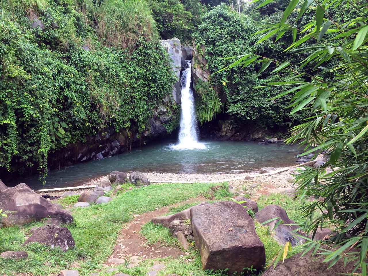 Air Terjun Way Lalaan di Kotaagung - Tanggamus - yopie pangkey