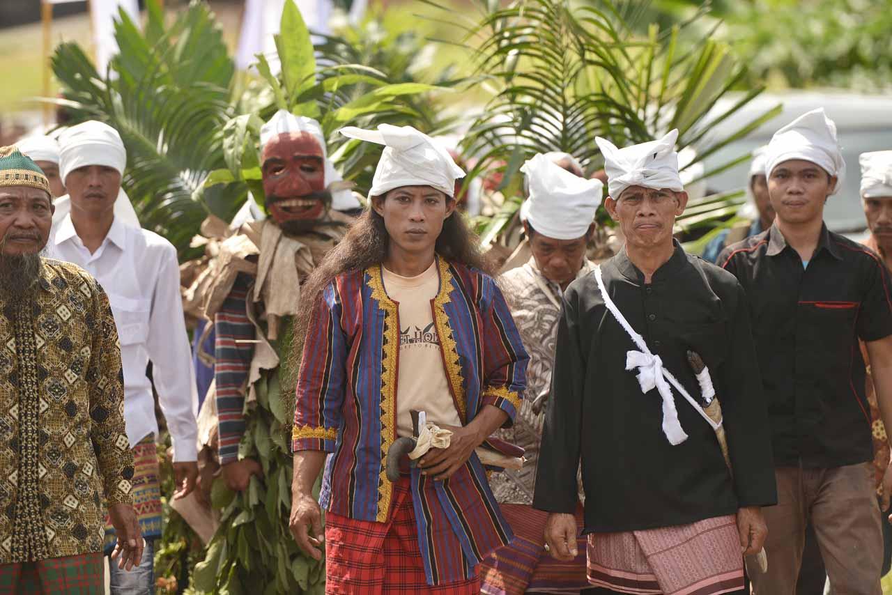Haul 160 tahun gugurnya Radin Inten II - Yopie Pangkey