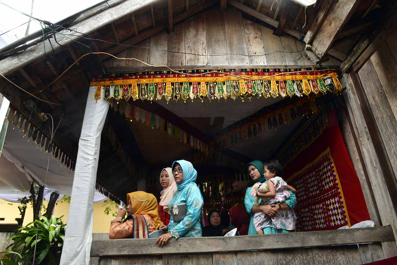 Rumah Radin Inten II - Yopie Pangkey