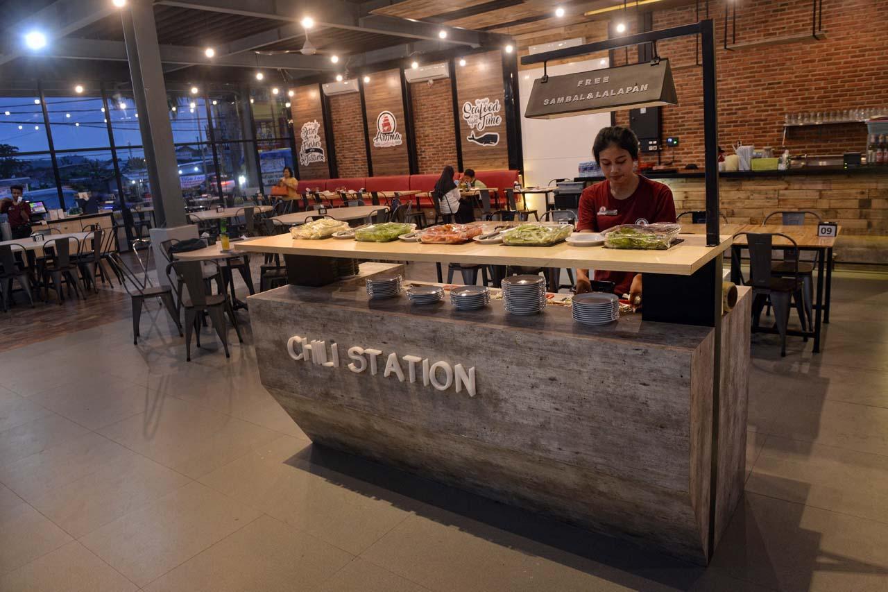 Aroma Seafood Market - Kuliner Bandar Lampung - Yopie Pangkey - 11