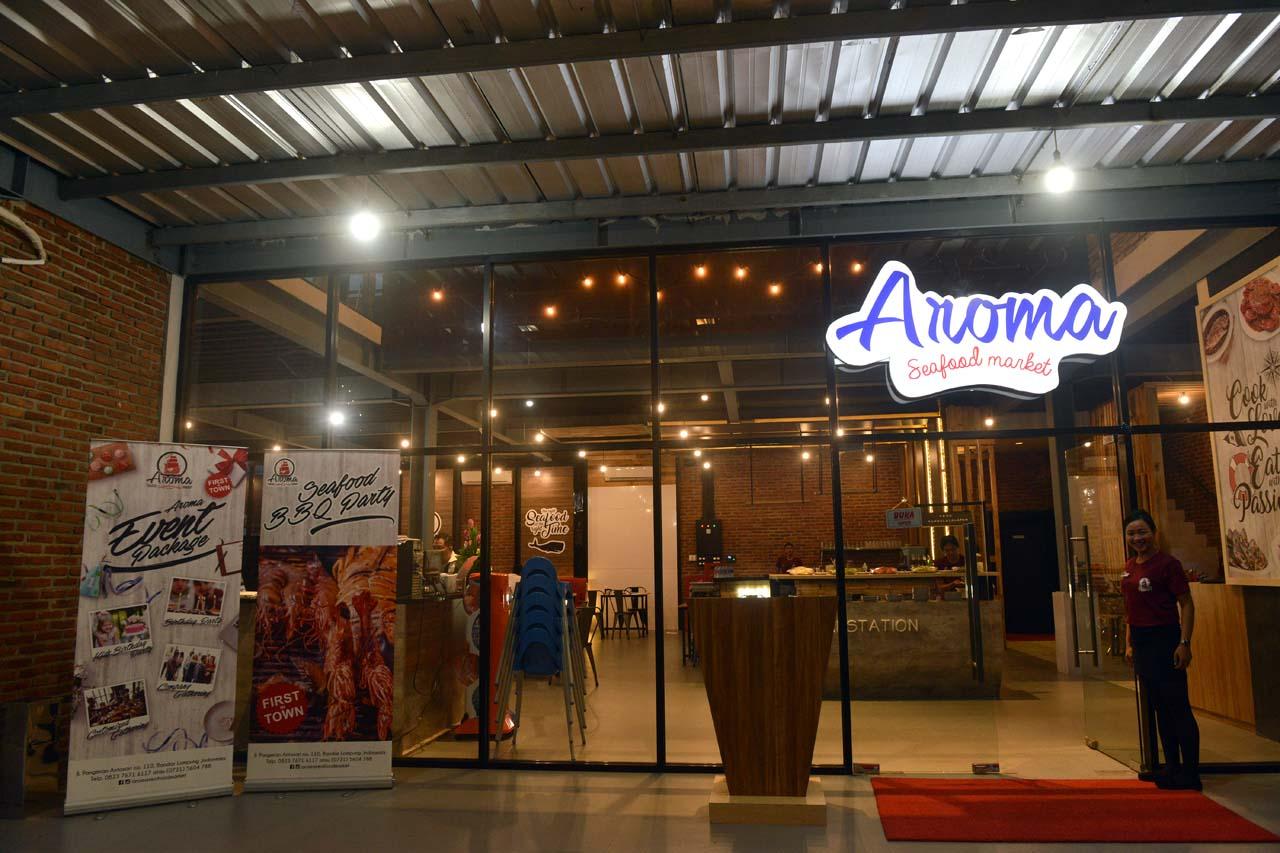 Aroma Seafood Market Lampung - Kuliner Bandar Lampung - Yopie Pangkey - 14