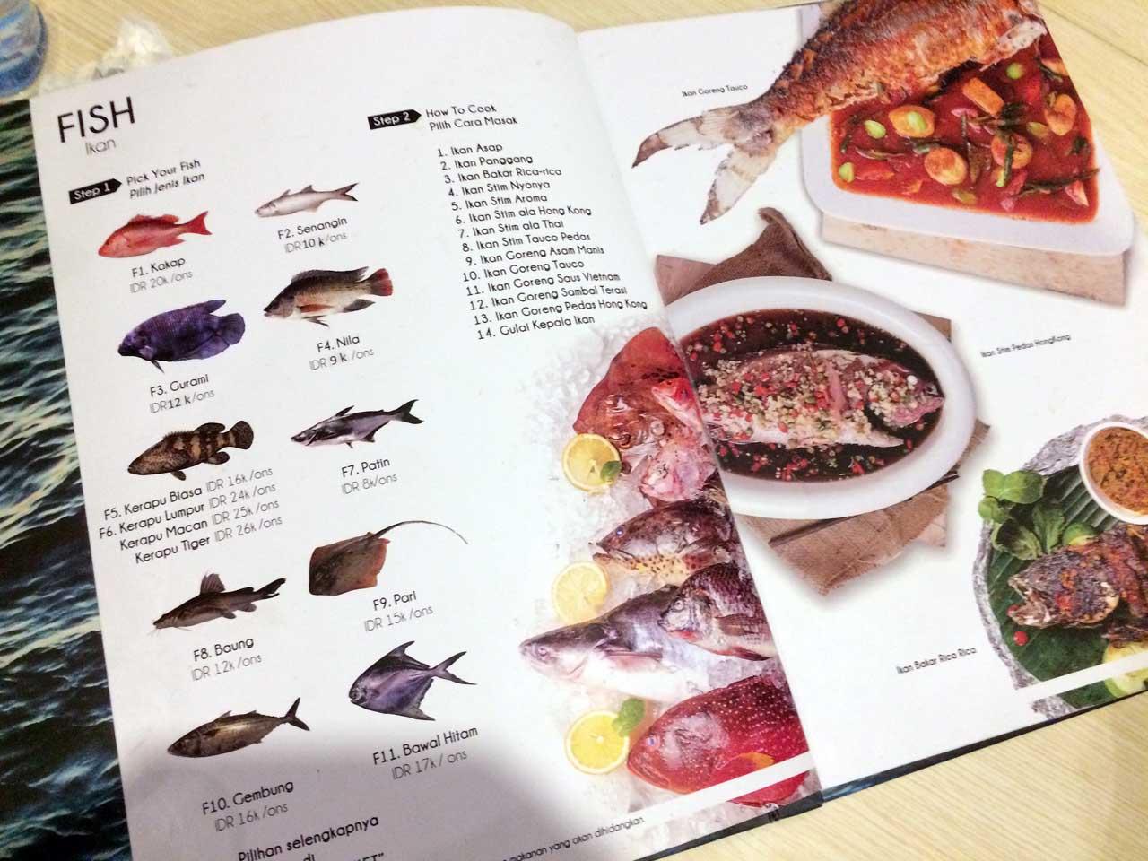 Aroma Seafood Market Lampung - Kuliner Bandar Lampung - Yopie Pangkey - 20
