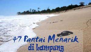 Tempat wisata indah di indonesia - pantai di lampung - tempat wisata di lampung