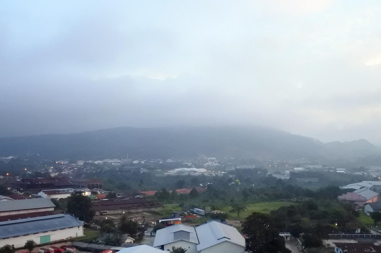 Standard Mountain - Hotel Novotel Lampung - Bandar Lampung - Yopie Pangkey - Nikon 1 J5