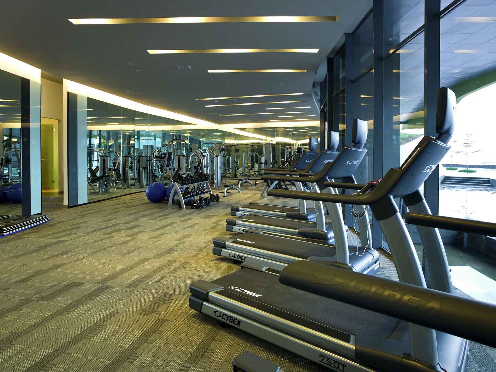 Inbalance Fitness Novotel Lampung