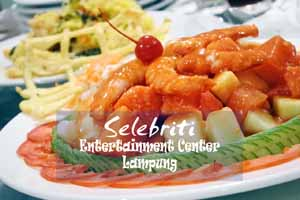 Selebriti Entertainment Center Lampung