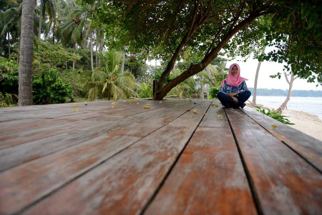 Suak Sumatera Resort - Keliling Lampung - Yopie Pangkey - 2