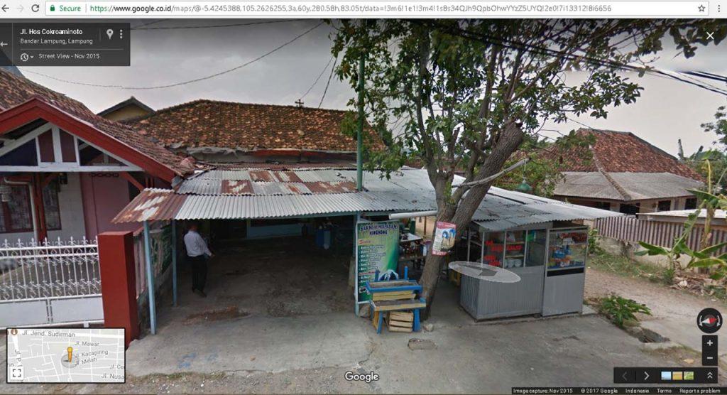 Bakso Beranak Bandar Lampung - mie ayam bakso kingkong - google map