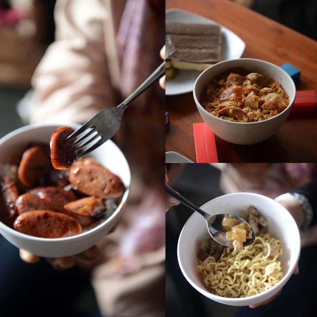 Menu Warunk Upnormal Bandar Lampung - Yopie Pangkey