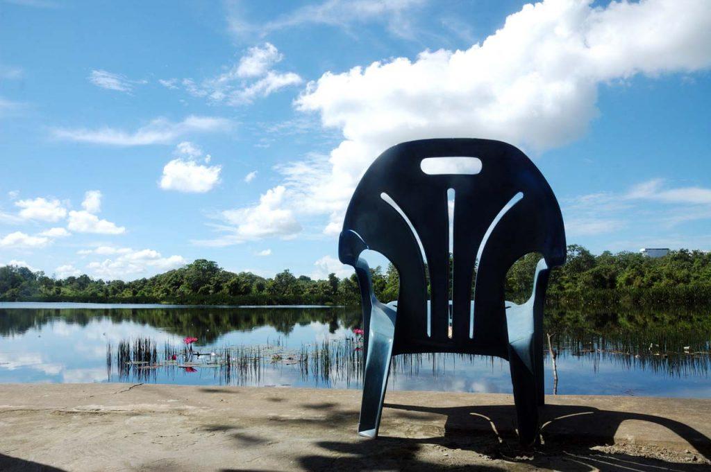 danau dendam tak sudah - tempat wisata di bengkulu - yopie pangkey - 3