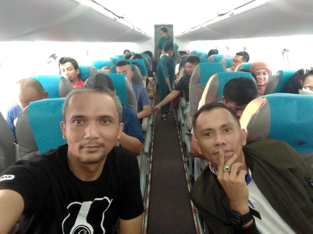 Penerbangan langsung garuda jakarta banyuwangi - yopie pangkey - 4