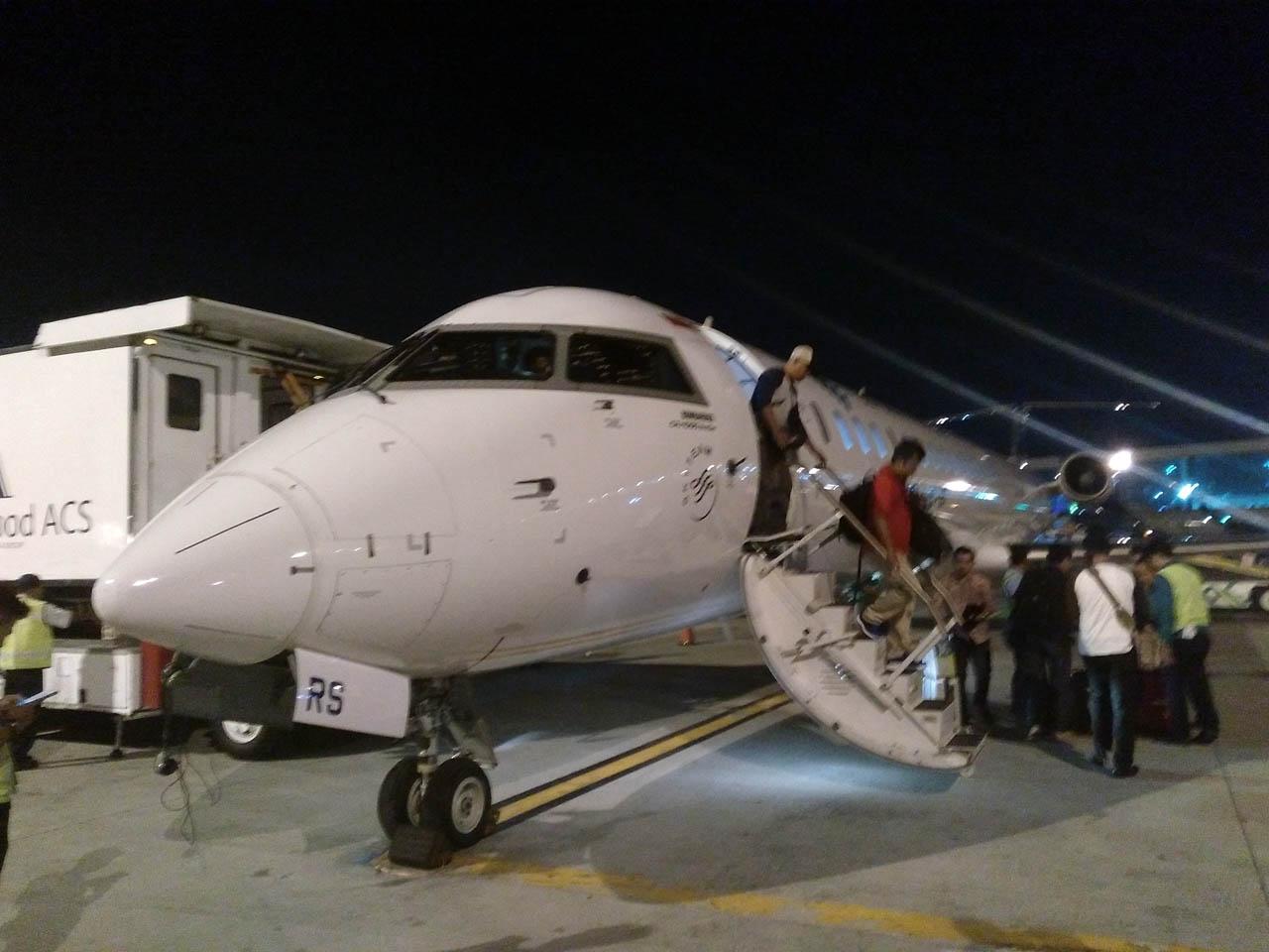 Asiiik Sekarang Sudah Ada Penerbangan Langsung Garuda Jakarta Banyuwangi Yopiefranz
