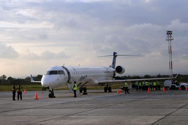 Penerbangan langsung garuda jakarta banyuwangi