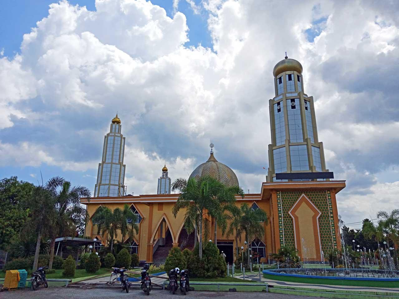 Masjid di Dompu