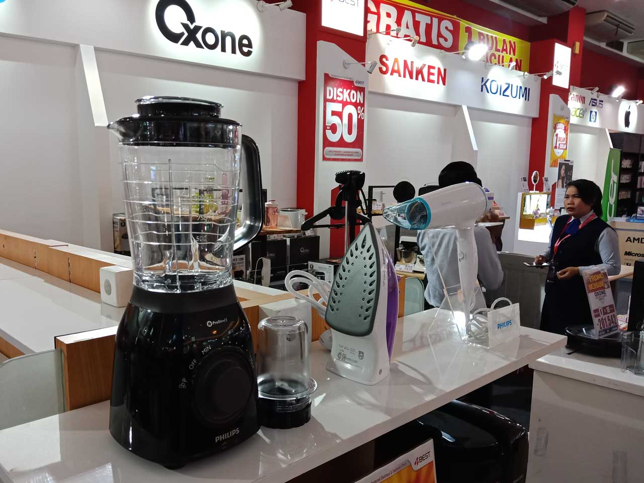 Jakarta Fair 2018 - Yopie Pangkey - 6