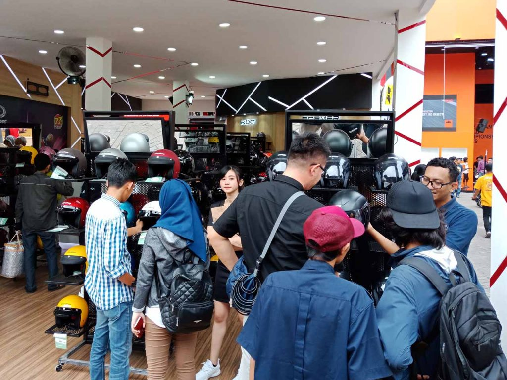 Jakarta Fair Kemayoran 2018 - Yopie Pangkey - 7