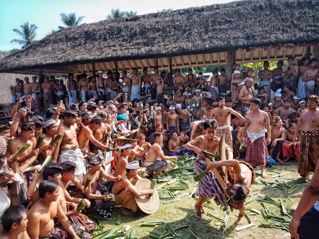 perang pandan - mekare kare - bali aga village - yopie pangkey - 9