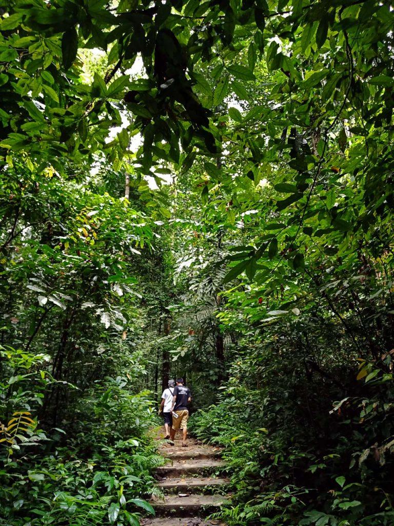 Air Terjun Moramo - tempat wisata di Sulawesi Tenggara - Yopie Pangkey - 10