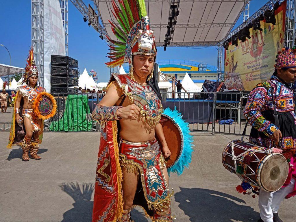 Erau Adat Kutai dan International Folk Art Festival VI - 2018 - yopie pangkey - 7