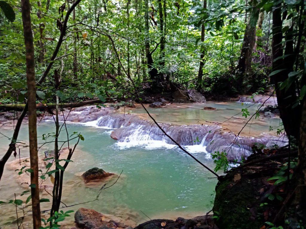 Gambar Air Terjun Moramo - tempat wisata di Sulawesi Tenggara - Yopie Pangkey - 11