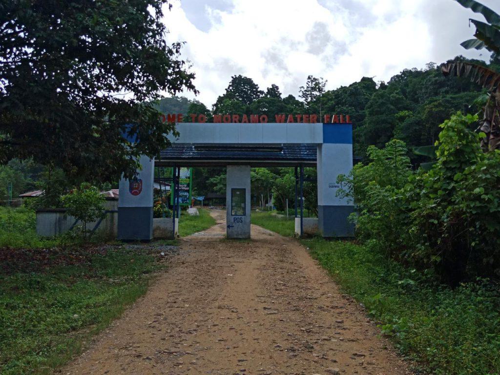 Lokasi Air Terjun Moramo - tempat wisata di Sulawesi Tenggara - Yopie Pangkey - 15