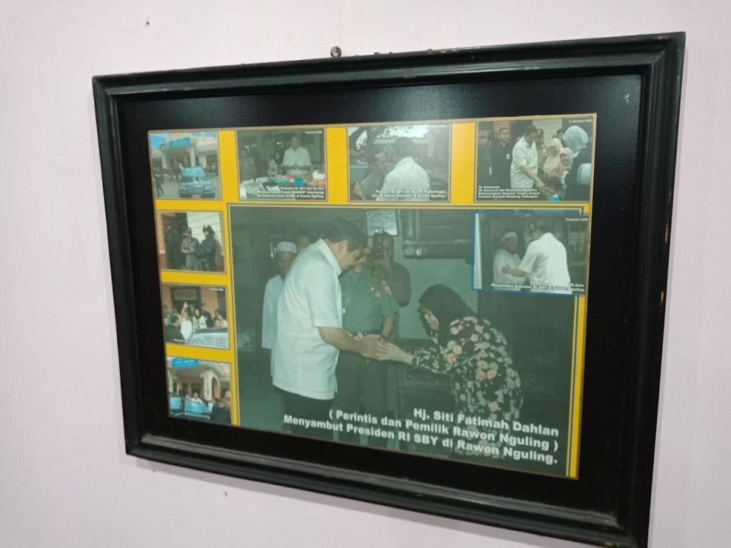 Presiden SBY Makan Siang di Rawon Nguling Probolinggo - Yopie Pangkey - 6