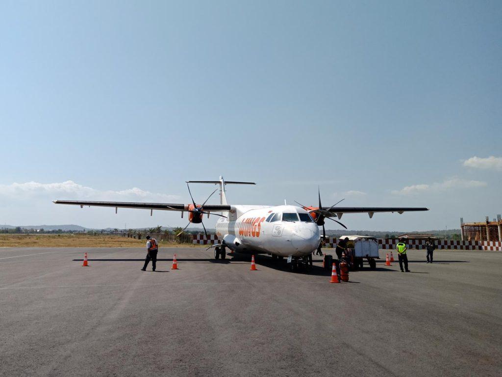 Penerbangan ke Sumenep Madura - Yopie Pangkey - 2